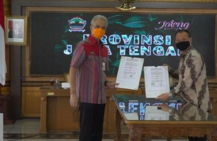 Kemendikbud Apresiasi Sistem Ijon Siswa SMK ala Ganjar Pranowo