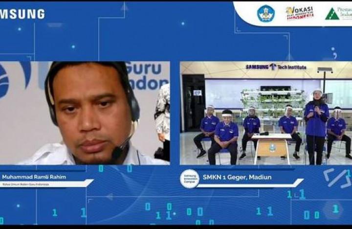 Samsung Siapkan Jebolan SMA dan SMK untuk Hadapi Industri 4.0