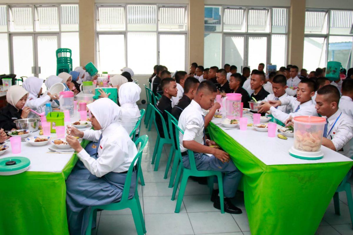 Kegiatan Study Banding SMK Negeri 1 Tonjong di SMK Negeri Jawa Tengah Purbalinga